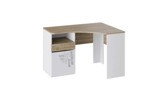 Стол угловой с ящиками «Оксфорд»